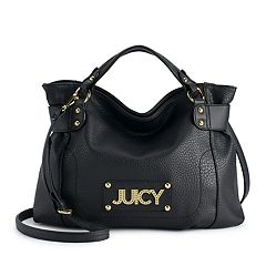 17d8b9fd0d6 Womens Black Juicy Couture Handbags & Purses - Accessories | Kohl's