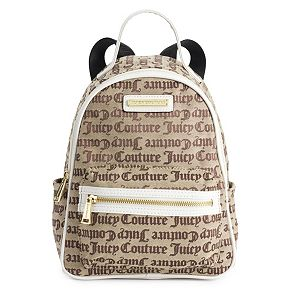 Juicy Couture Gothic Jacquard Mini Backpack