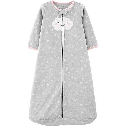 Baby Girl Carter's Cloud Fleece Sleep Bag
