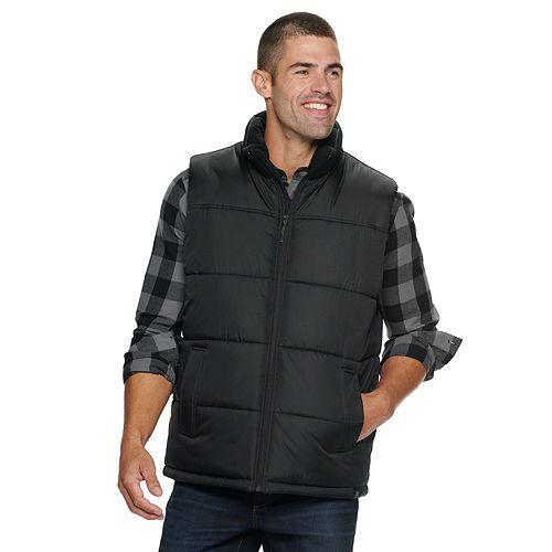 Men's ZeroXposur Block Puffer Vest