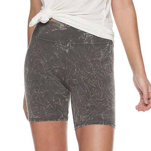 Juniors' SO® Long Bike Shorts
