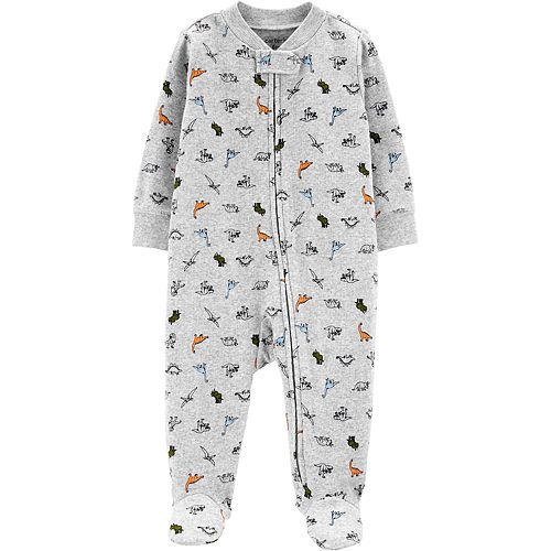 Baby Boy Carter's Dinosaur Stretch Sleep & Play