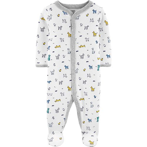 Baby Boy Carter's Dogs Thermal Sleep & Play