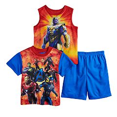 1ba541968f Boys 4-10 Avengers 3-Piece Pajama Set. sale. $25.20. Original $36.00