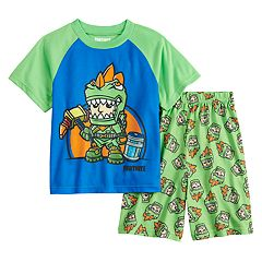 dd20731f8 Boys 8-16 Fortnite 2-Piece Pajama Set