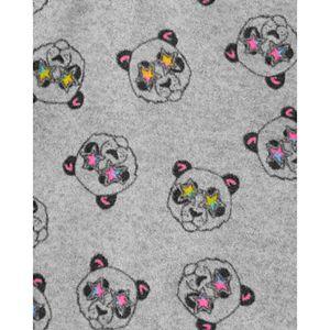 Girls 4-14 OshKosh B'gosh® Panda B'gosh Fleece Cozie