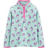 Girls 4-14 OshKosh B'gosh® Unicorn B'gosh Fleece Cozie