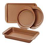 Farberware® 4-pc. Nonstick Bakeware Set