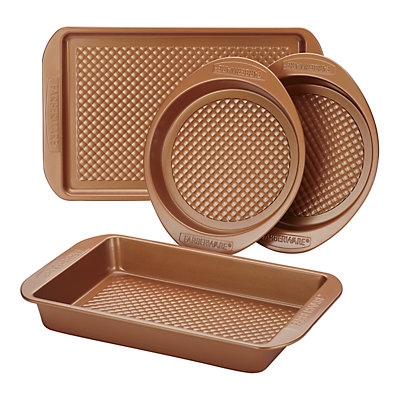 Farberware 4-pc. Nonstick Bakeware Set