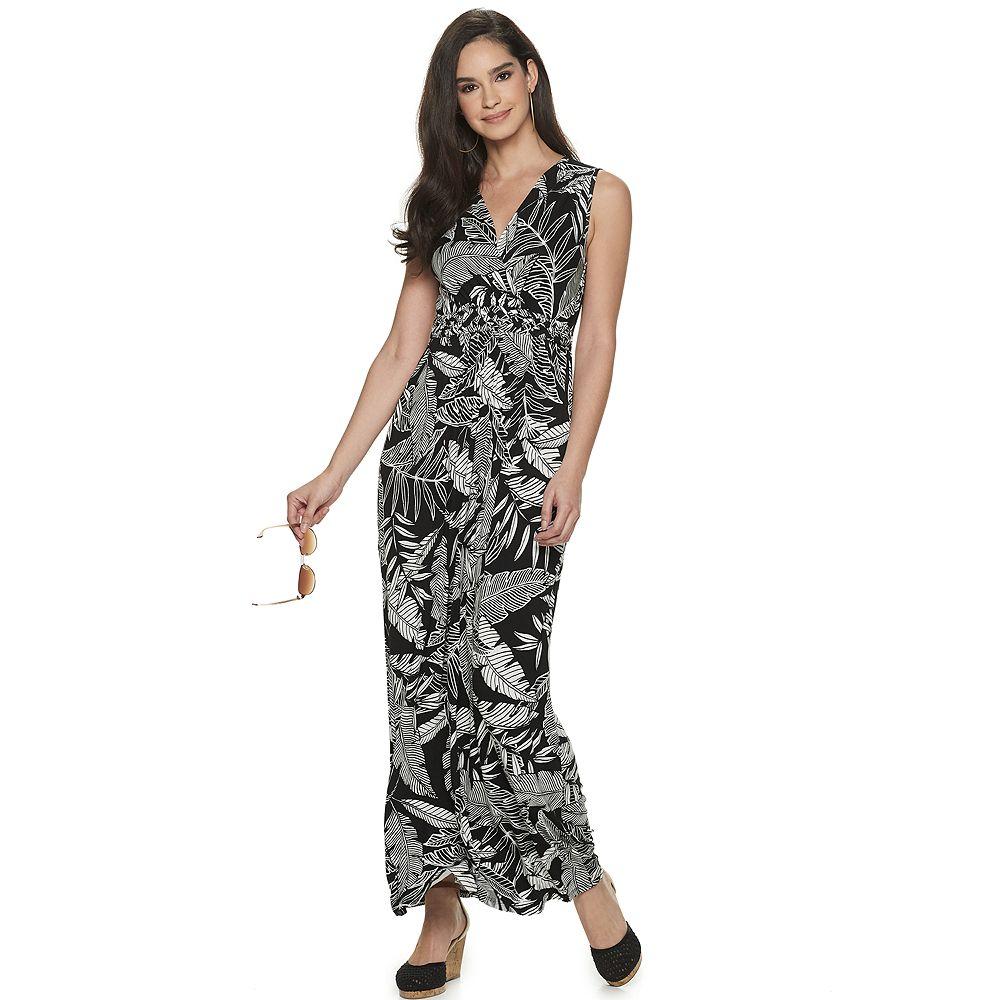 Women's Apt. 9® Braided Maxi Dress
