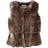 Girls 4-14 OshKosh B'gosh® Faux Fur Vest