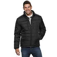 Deals on ZeroXposur Sensor Mens Puffer Jacket
