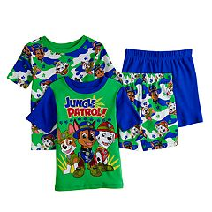 ce37314905 Boys 4-8 Paw Patrol 4-Piece Pajama Set