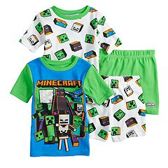 020a40d6b Boys Kids Minecraft Sleepwear, Clothing | Kohl's