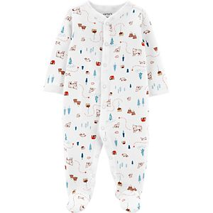 Crab 24 Months Carters Baby Boys Graphic Footie