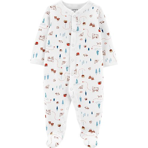 Baby Boy Carter's Camping Thermal Sleep & Play