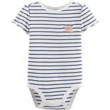 Baby Girl OshKosh B'gosh® Striped Bodysuit