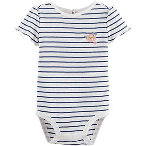 Baby Girl OshKosh B'gosh Striped Bodysuit