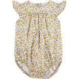 Baby Girl OshKosh B'gosh® Floral Bodysuit