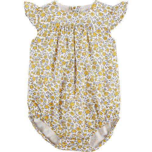 Baby Girl OshKosh B'gosh® Floral Bodysuit