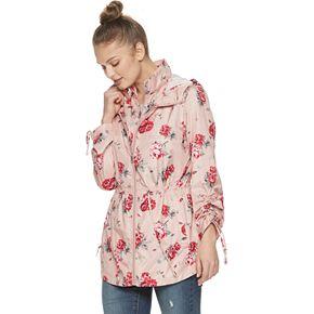 Women's d.e.t.a.i.l.s Parka In A Pocket Packable Anorak Jacket