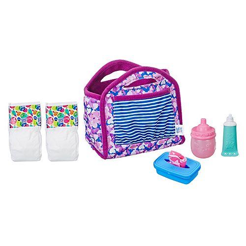 Baby Alive Diaper Bag Set