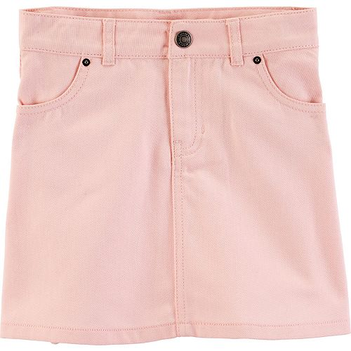 Girls 4-12 Carter's Twill Skirt