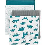 Baby Boy Carter's 4-Pack Receiving Blankets