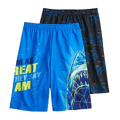 e109fa90b5 Boys 8-20 Up-Late 2-Pack Sleep Shorts