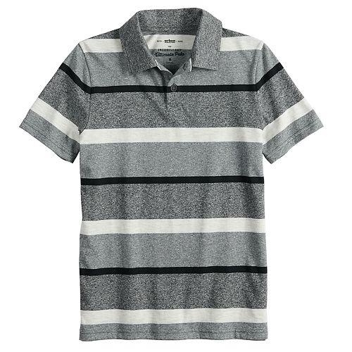 Boys 8-20 Urban Pipeline™ Striped Polo