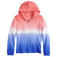 523e6467108 Girls 7-16 SO® French Terry Hoodie