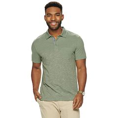 Men's SONOMA Goods for Life™ Supersoft Colorblock Polo