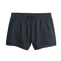 Girls 7-16 SO® Running Shorts