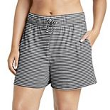 Plus Size Jockey® Everyday Essentials Boxer Pajama Shorts