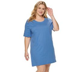 Plus Size Jockey Everyday Essentials Sleep Shirt