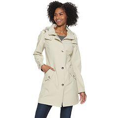 Women's Gallery Hooded Raincoat