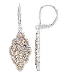 9bcd7757d Brilliance Swarovski Crystals Earrings, Jewelry | Kohl's