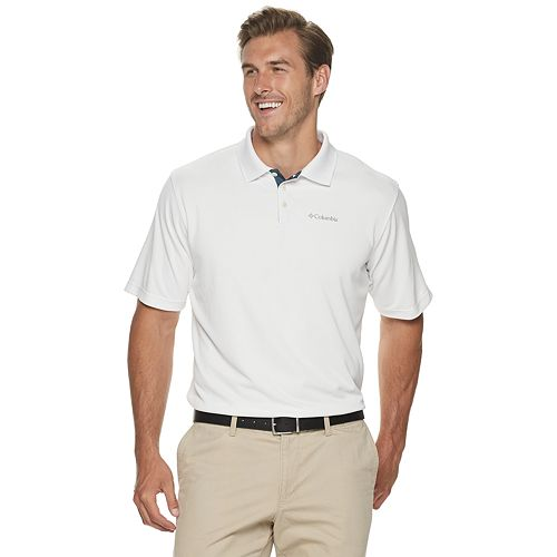 Big & Tall Columbia Utilizer Polo