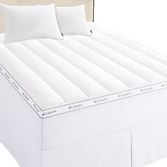 Columbia Ice Fiber Cooling 3-in. Mattress Topper