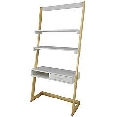 American Trails Freestanding Ladder Desk & Drawer