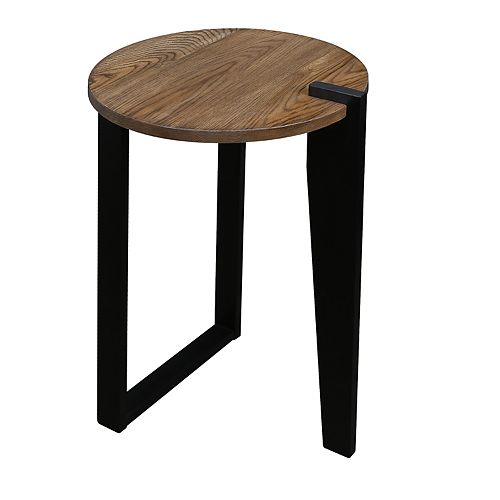 American Trails Contemporary Round End Table