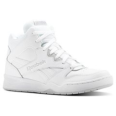 eba7e59f0cc Reebok Royal BB4500 HI2 Men s Basketball Shoes. White Gray Black Alloy