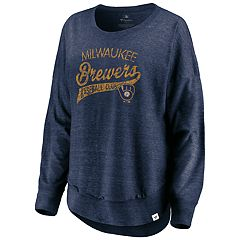 d117b674d Women s Milwaukee Brewers Amaze Top
