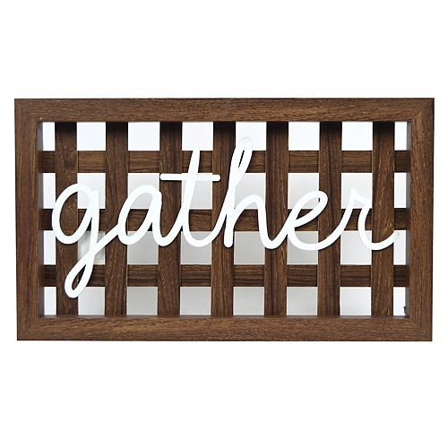 "New View ""Gather"" Tobacco Basket"