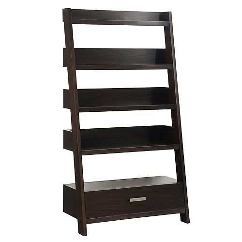 Simpli Home Deanna Ladder Shelf