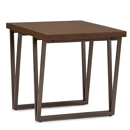 Simpli Home Ryder End Table