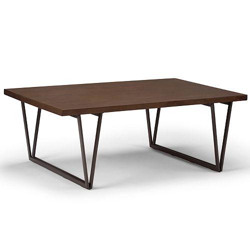 Simpli Home Ryder Coffee Table