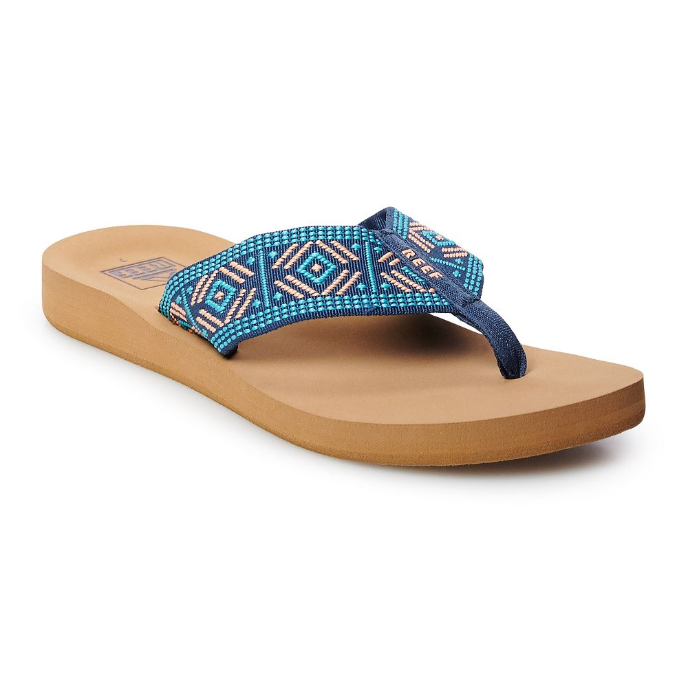 REEF Spring Woven Women's Flip Flop Sandals
