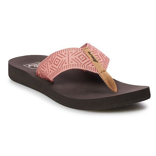 REEF Spring Woven Women's Flip Flop Sandals