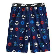 7e556214a3 Boys 6-16 Star Wars Sleep Shorts